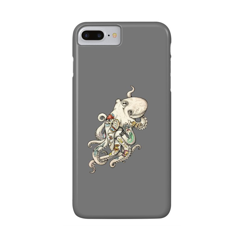INK'D Accessories Phone Case by jojostudio's Artist Shop