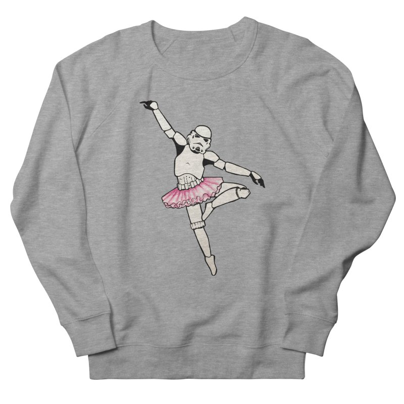PNK-22 Women's French Terry Sweatshirt by jojostudio's Artist Shop