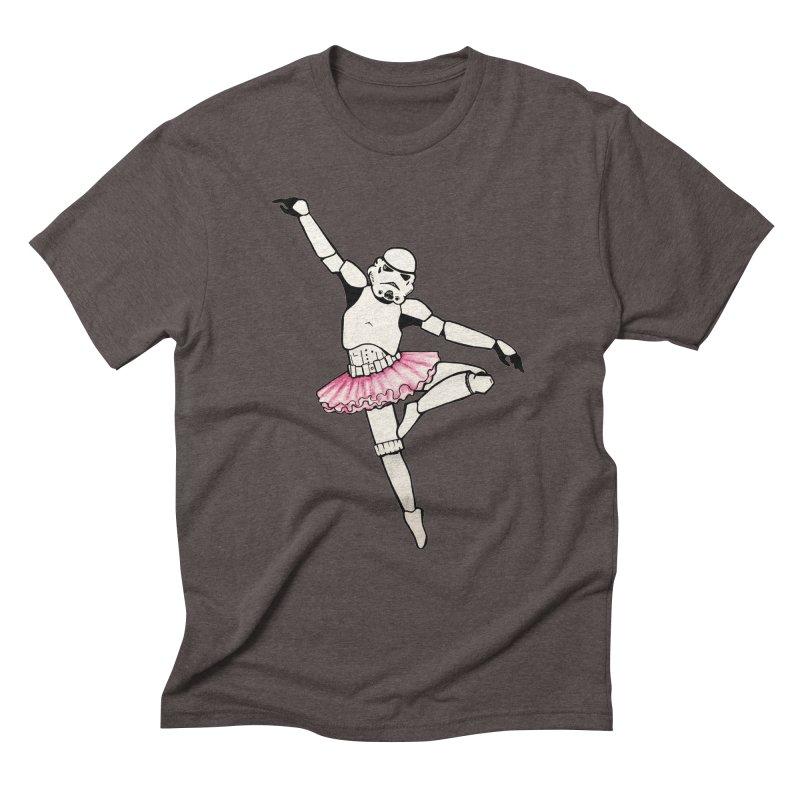 PNK-22 Men's Triblend T-Shirt by jojostudio's Artist Shop