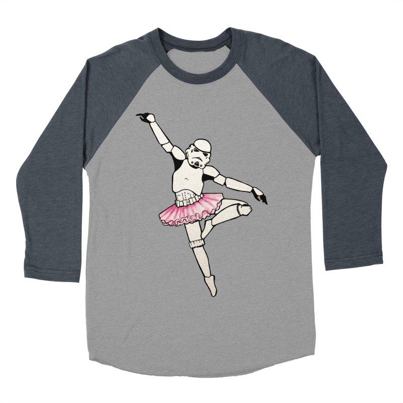 PNK-22 Men's Baseball Triblend Longsleeve T-Shirt by jojostudio's Artist Shop