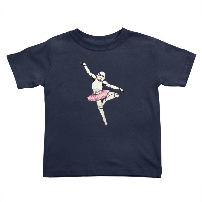 PNK-22 Kids Toddler T-Shirt by jojostudio's Artist Shop