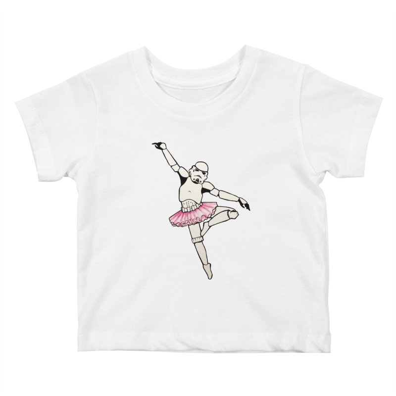 PNK-22 Kids Baby T-Shirt by jojostudio's Artist Shop