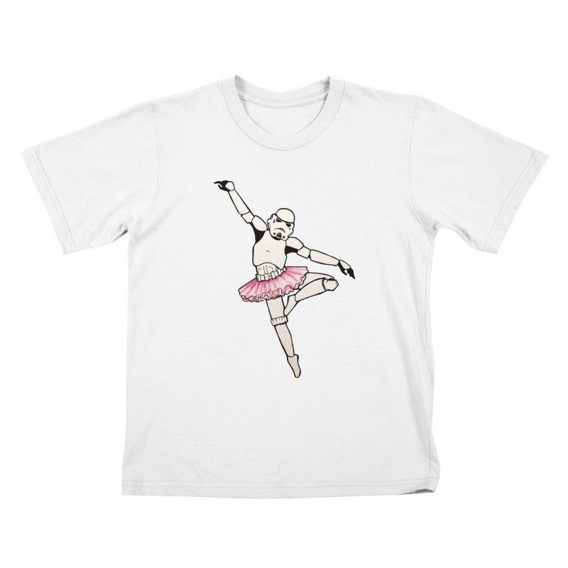 PNK-22 Kids T-Shirt by jojostudio's Artist Shop