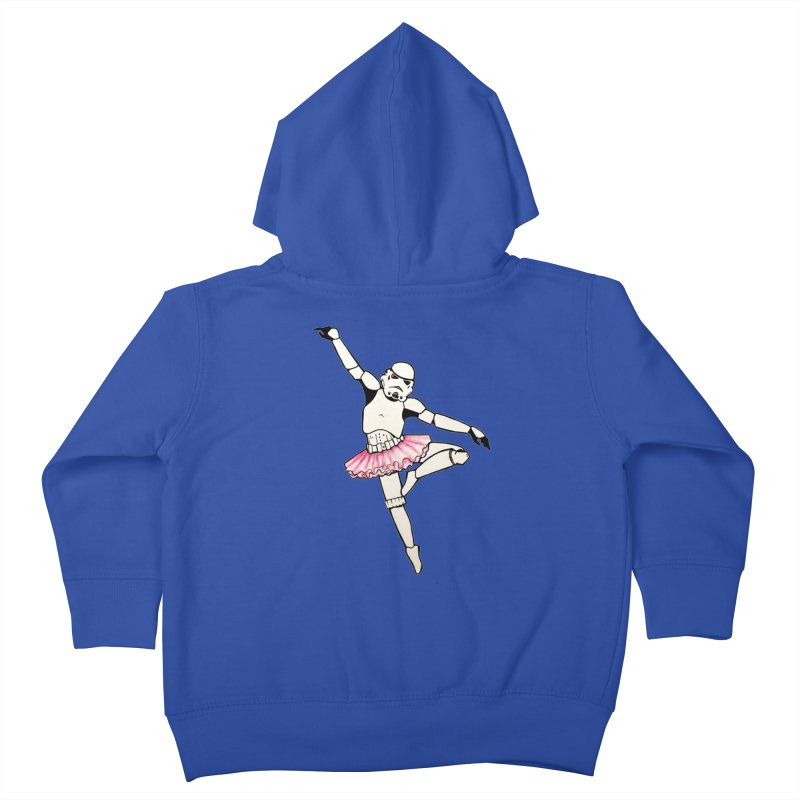 PNK-22 Kids Toddler Zip-Up Hoody by jojostudio's Artist Shop