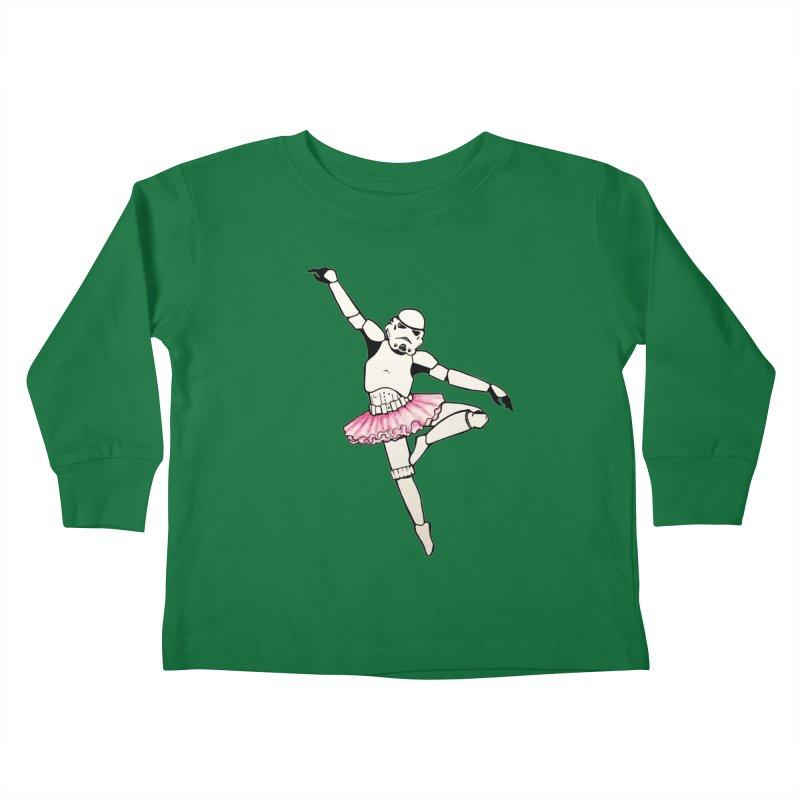 PNK-22 Kids Toddler Longsleeve T-Shirt by jojostudio's Artist Shop