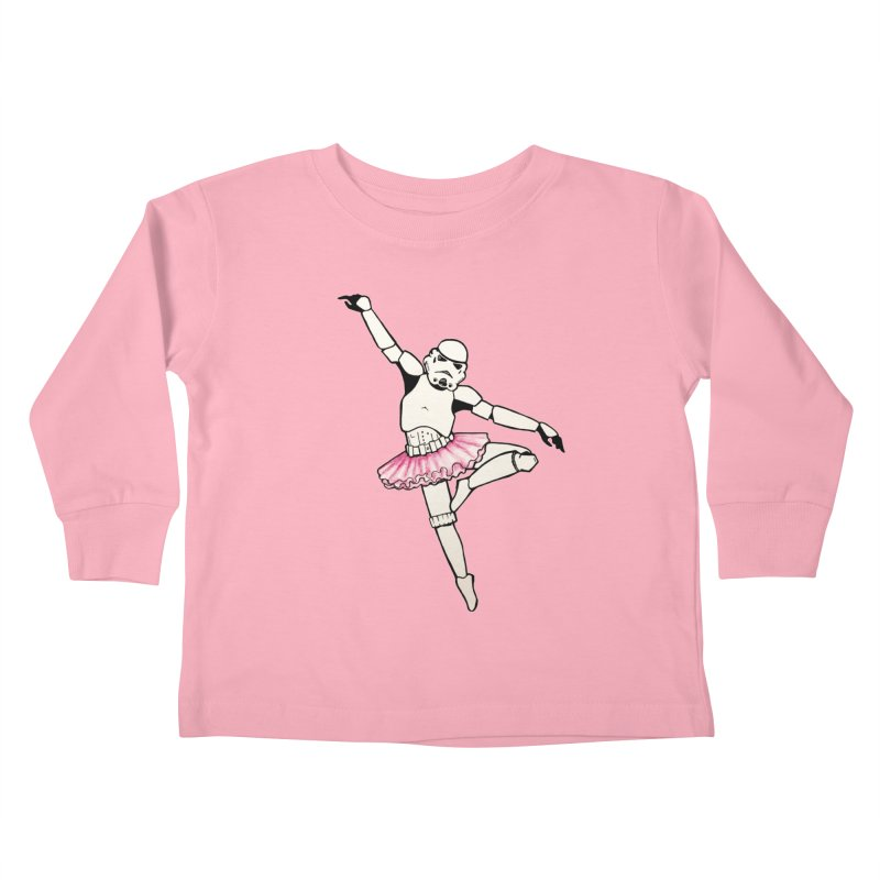 PNK-22 Kids Toddler Longsleeve T-Shirt by jojostudio's Artist Shop