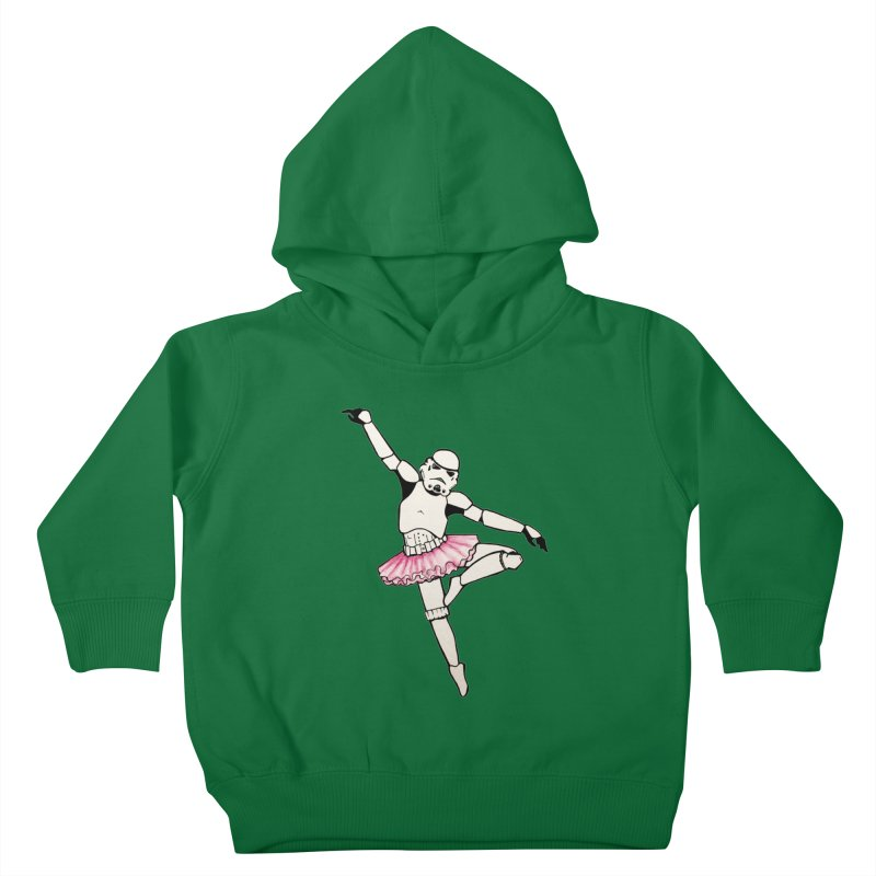 PNK-22 Kids Toddler Pullover Hoody by jojostudio's Artist Shop