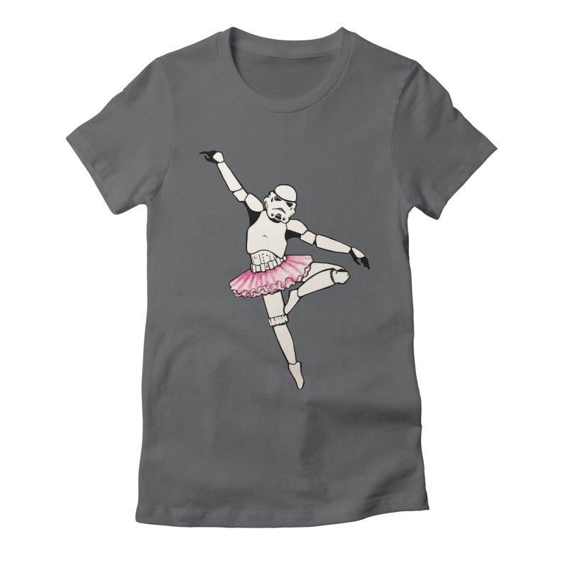 PNK-22 Women's Fitted T-Shirt by jojostudio's Artist Shop