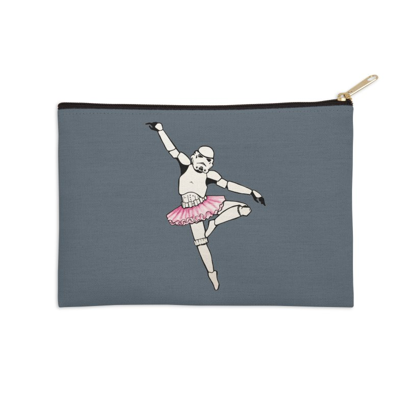 PNK-22 Accessories Zip Pouch by jojostudio's Artist Shop