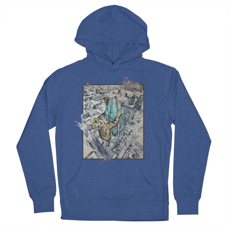 KITTY KONG (ATX) Men's Pullover Hoody by jojostudio's Artist Shop