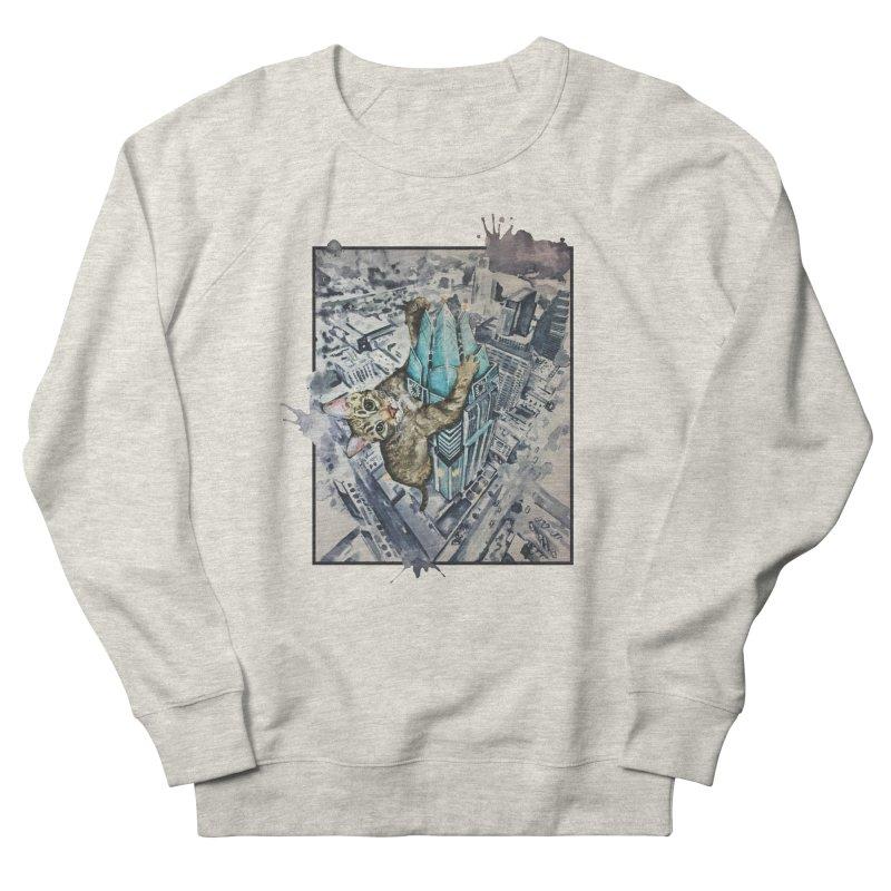 KITTY KONG (ATX) Women's Sweatshirt by jojostudio's Artist Shop