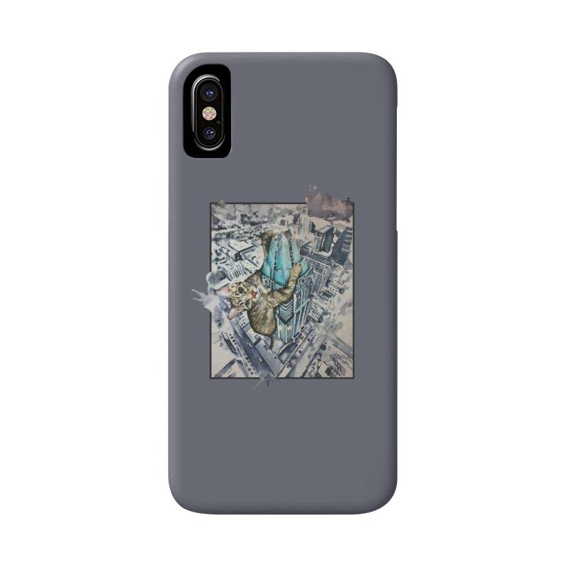 KITTY KONG (ATX) Accessories Phone Case by jojostudio's Artist Shop