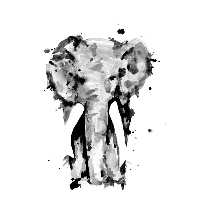 Elephant by jojostudio's Artist Shop