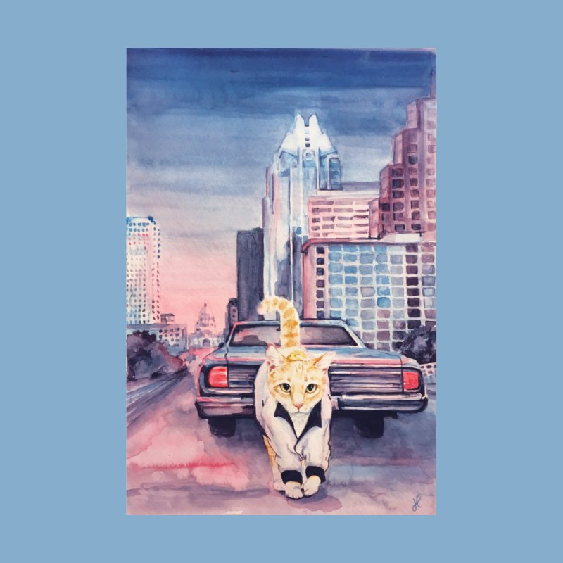 DRIVE (kitty) by jojostudio's Artist Shop