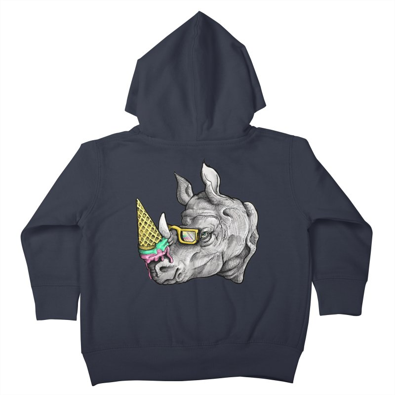 Sweet Savannah Kids Toddler Zip-Up Hoody by jojostudio's Artist Shop