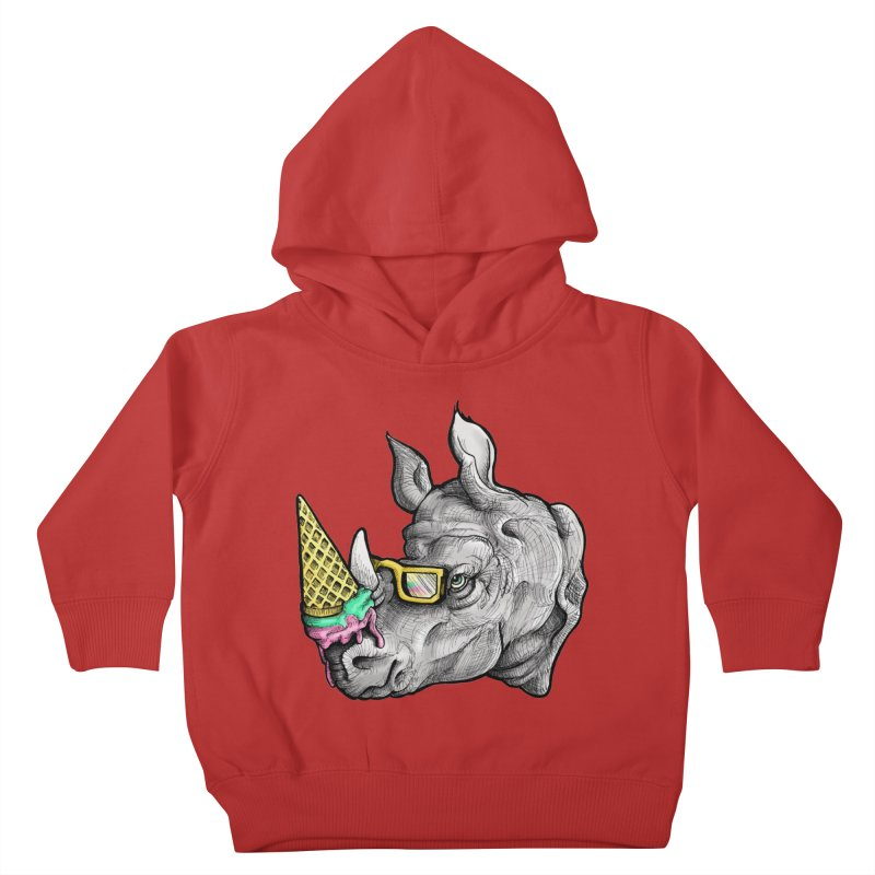 Sweet Savannah Kids Toddler Pullover Hoody by jojostudio's Artist Shop