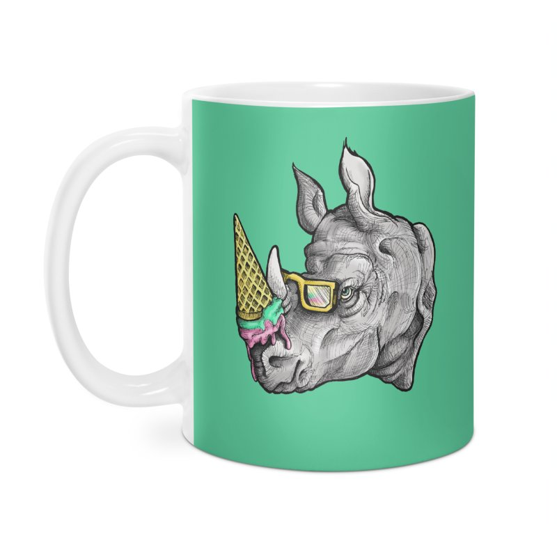 Sweet Savannah Accessories Mug by jojostudio's Artist Shop