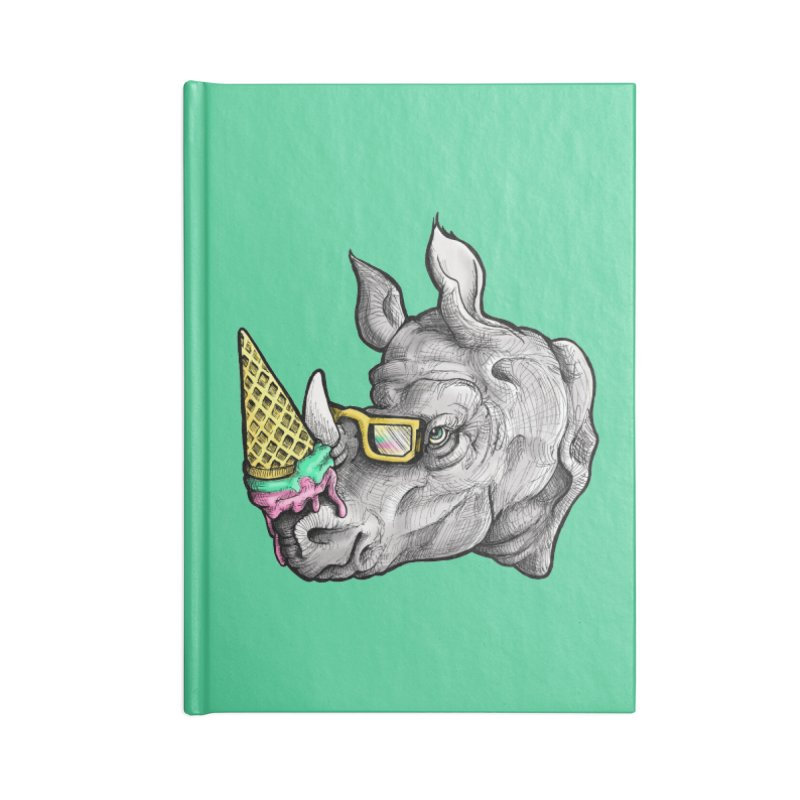 Sweet Savannah Accessories Notebook by jojostudio's Artist Shop