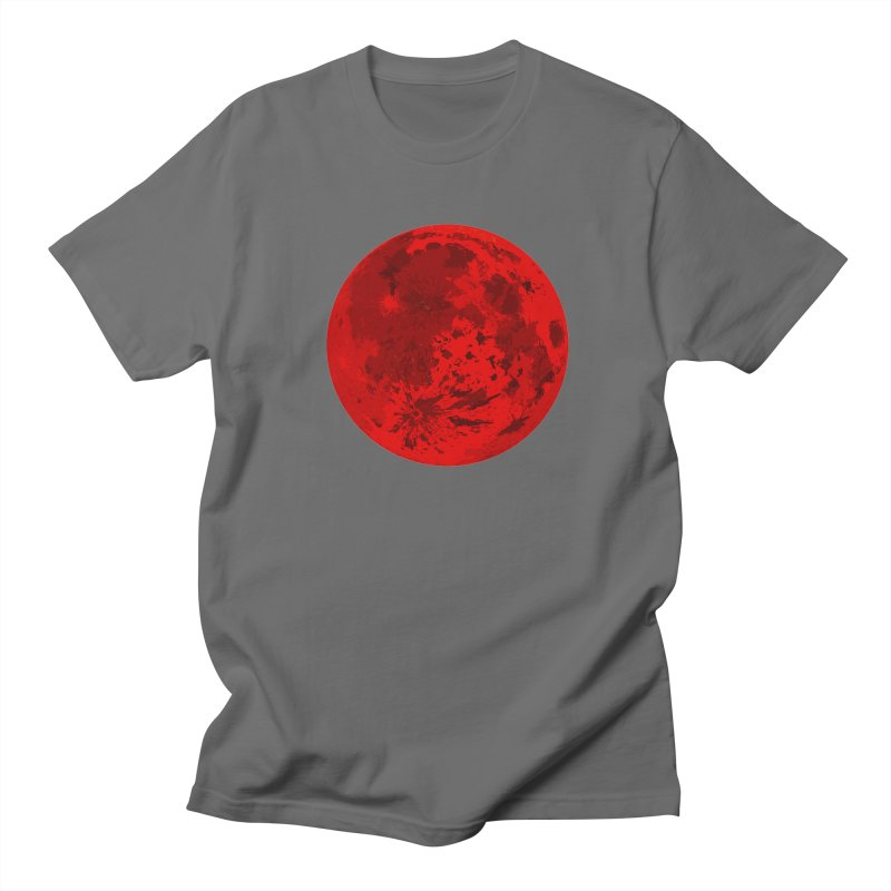 Blood Moon Women's T-Shirt by jokertoons's Artist Shop