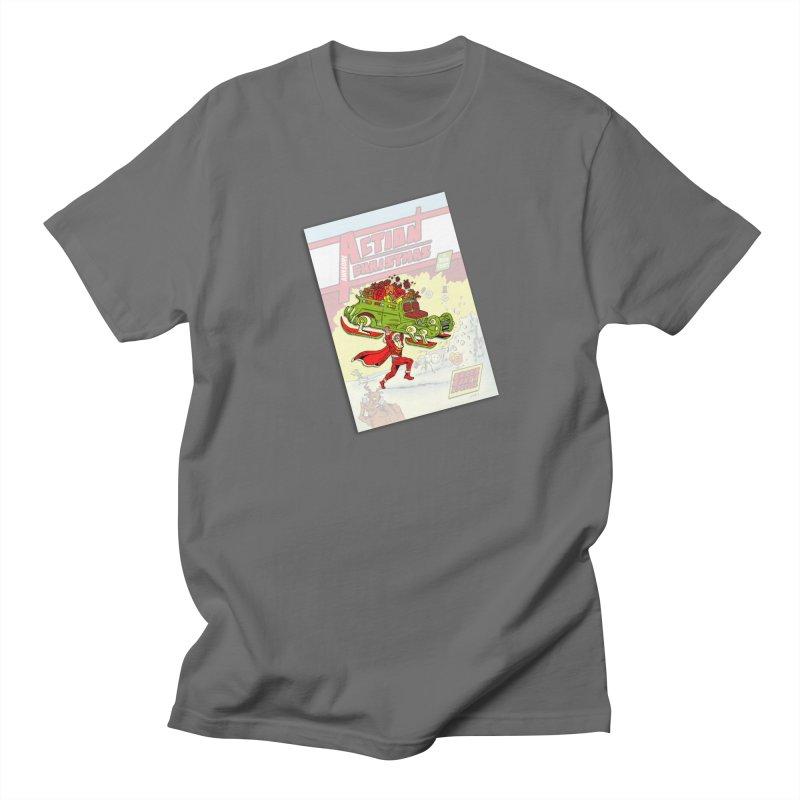 Action Christmas -  Super Mr Santa! Women's T-Shirt by jokertoons's Artist Shop