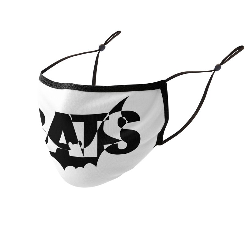 Bats! Accessories Face Mask by jokertoons's Artist Shop