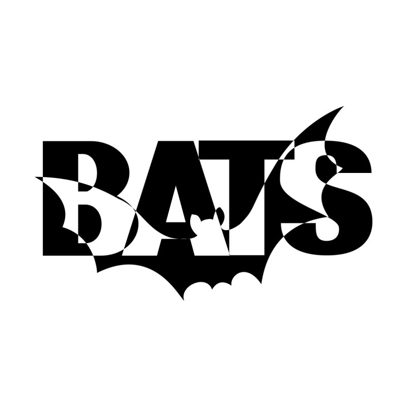 Bats! Men's T-Shirt by jokertoons's Artist Shop