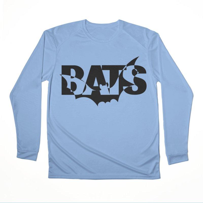 Bats! Women's Longsleeve T-Shirt by jokertoons's Artist Shop