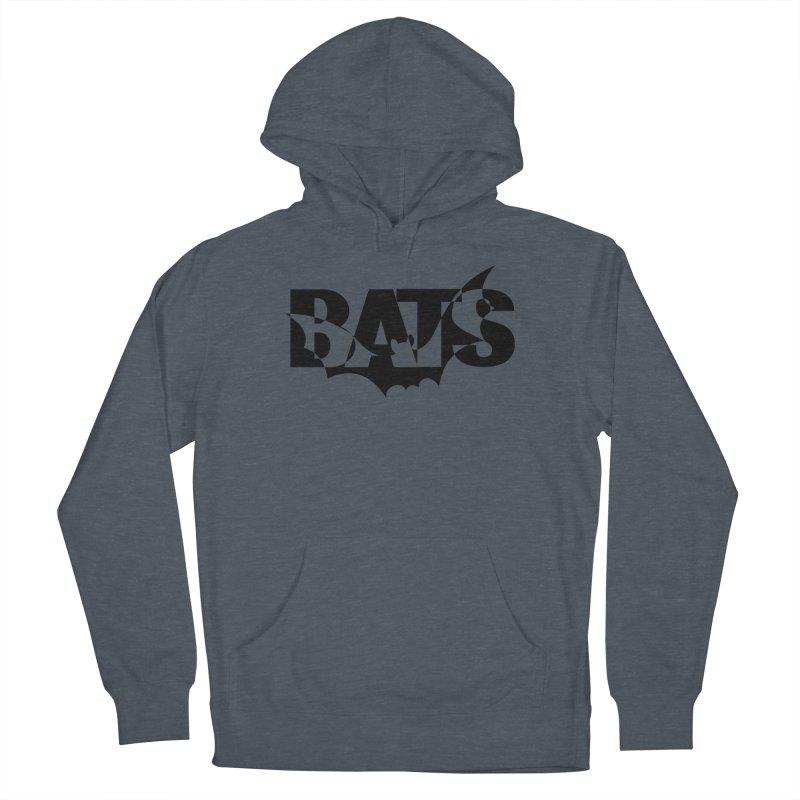 Bats! Men's Pullover Hoody by jokertoons's Artist Shop
