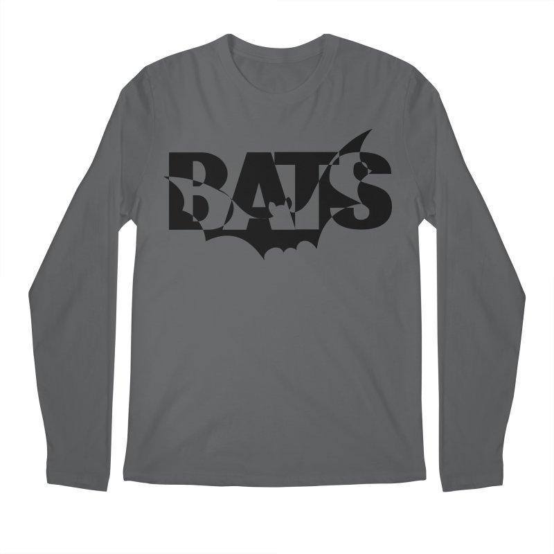 Bats! Men's Longsleeve T-Shirt by jokertoons's Artist Shop