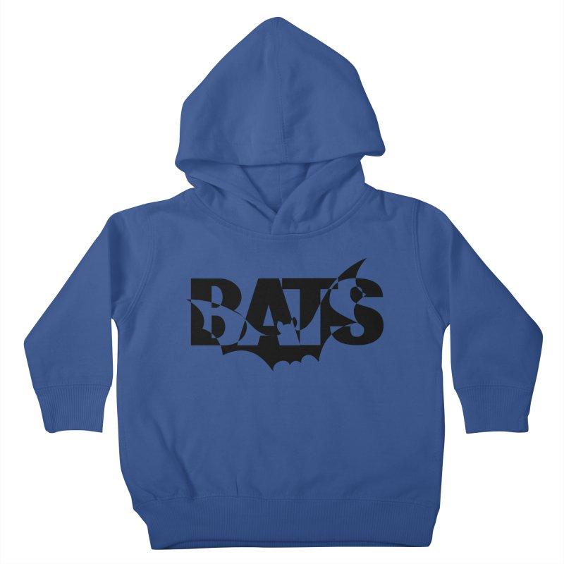 Bats! Kids Toddler Pullover Hoody by jokertoons's Artist Shop