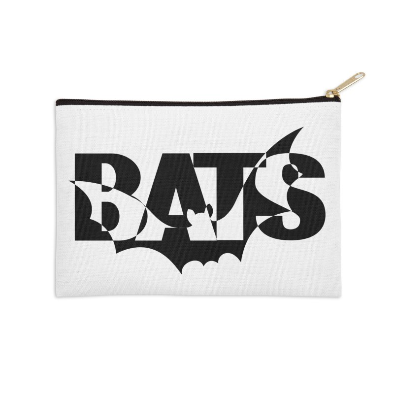 Bats! Accessories Zip Pouch by jokertoons's Artist Shop