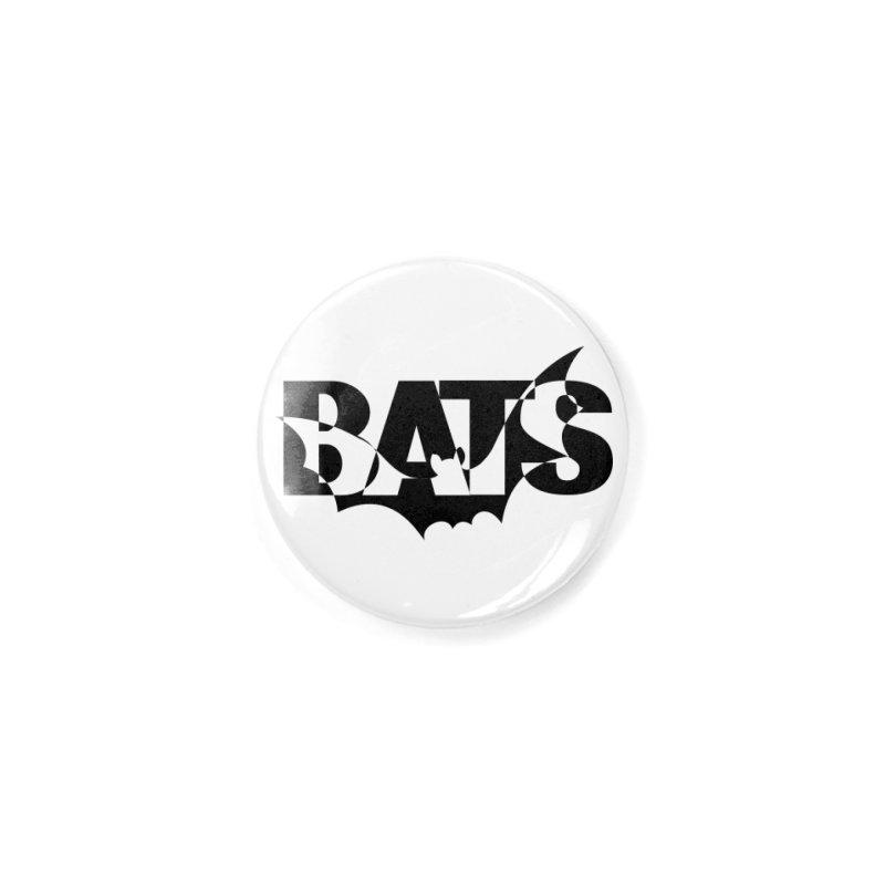 Bats! Accessories Button by jokertoons's Artist Shop