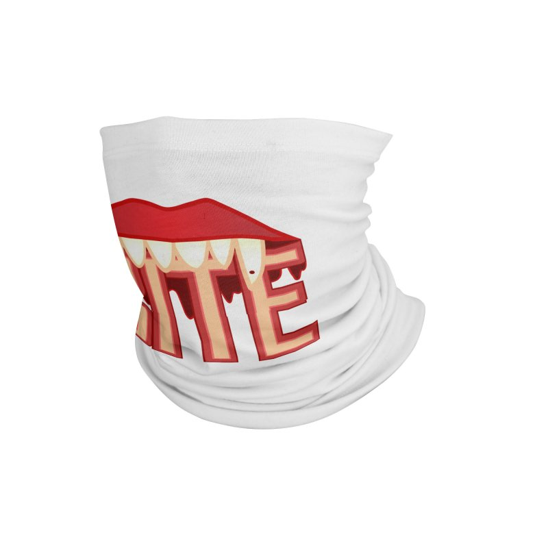 Bite Accessories Neck Gaiter by jokertoons's Artist Shop