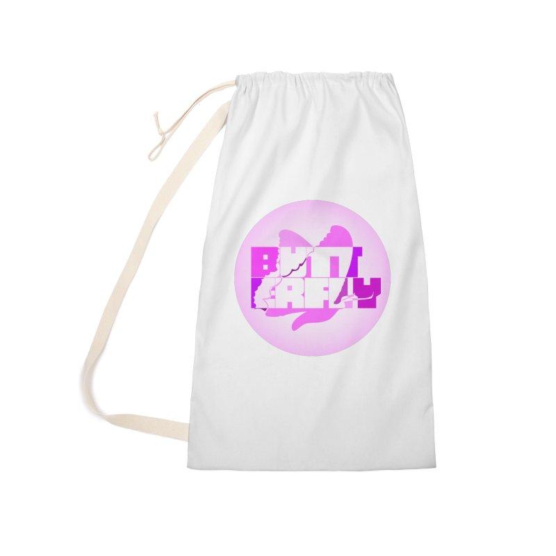 Butterfly Accessories Bag by jokertoons's Artist Shop