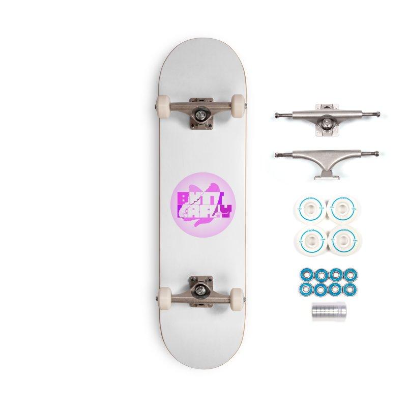 Butterfly Accessories Skateboard by jokertoons's Artist Shop