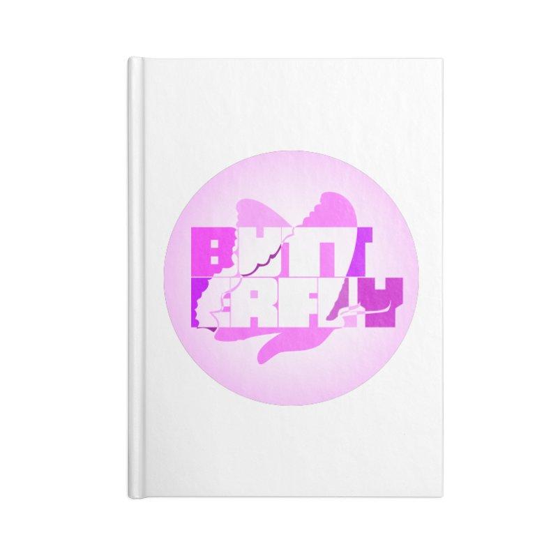 Butterfly Accessories Notebook by jokertoons's Artist Shop
