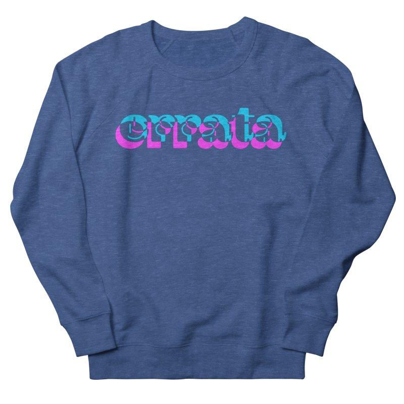 Errata Men's Sweatshirt by jokertoons's Artist Shop