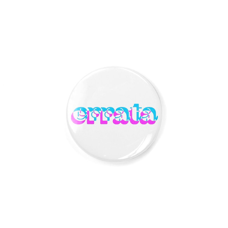 Errata Accessories Button by jokertoons's Artist Shop