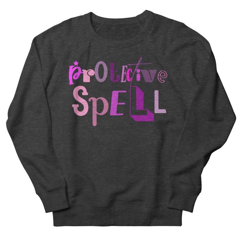 Protective Spell Women's Sweatshirt by jokertoons's Artist Shop