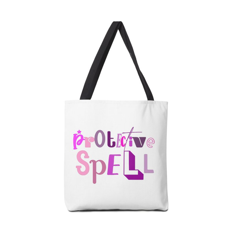 Protective Spell Accessories Bag by jokertoons's Artist Shop
