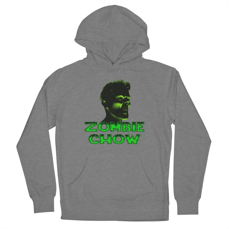 Zombie Chow Women's Pullover Hoody by Magickal Vision: The Art of Jolie E. Bonnette