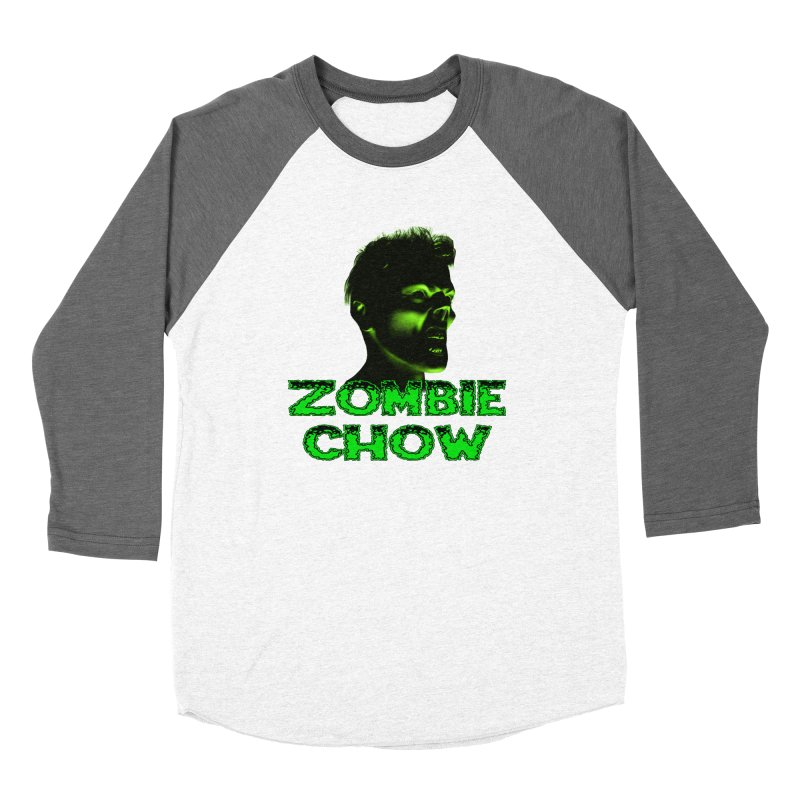Zombie Chow Women's Longsleeve T-Shirt by Magickal Vision: The Art of Jolie E. Bonnette