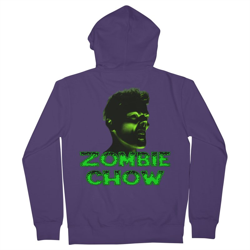 Zombie Chow Women's Zip-Up Hoody by Magickal Vision: The Art of Jolie E. Bonnette