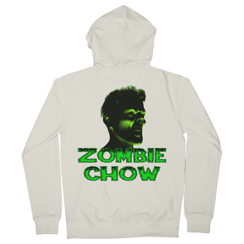 Zombie Chow Women's Zip-Up Hoody by Magickal Vision: The Art of Jolie E. Bonnette