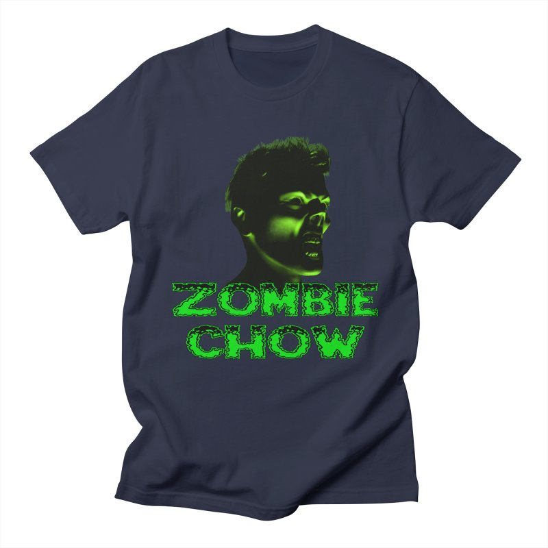 Zombie Chow Men's T-Shirt by Magickal Vision: The Art of Jolie E. Bonnette