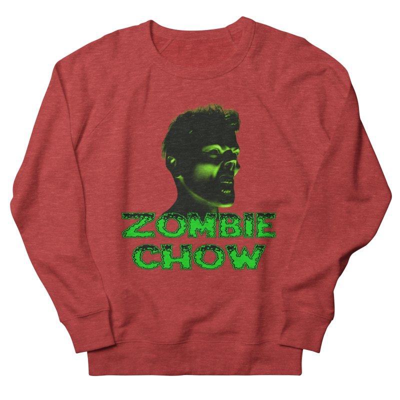 Zombie Chow Women's Sweatshirt by Magickal Vision: The Art of Jolie E. Bonnette