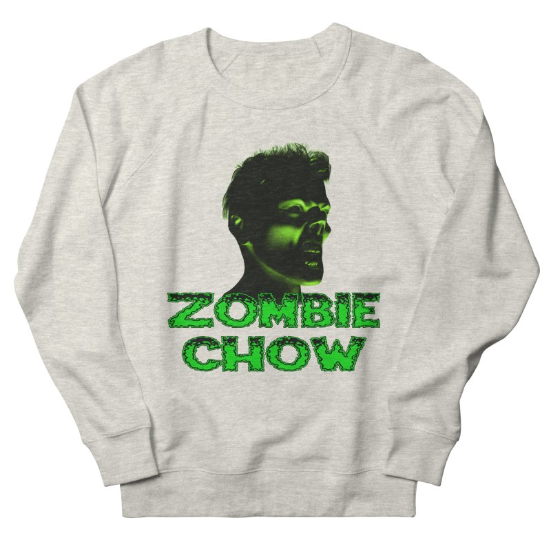 Zombie Chow Women's Sweatshirt by Magickal Vision: The Art of Jolie E. Bonnette