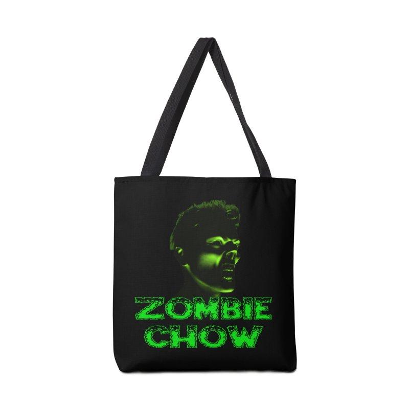 Zombie Chow Accessories Bag by Magickal Vision: The Art of Jolie E. Bonnette