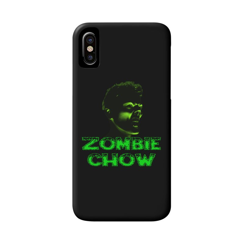 Zombie Chow Accessories Phone Case by Magickal Vision: The Art of Jolie E. Bonnette
