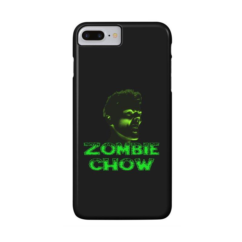 Zombie Chow Accessories Phone Case by Magickal Vision: The Art of Jolie E. Bonnette